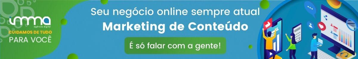 Agência de Gestão e Marketing de Conteúdo