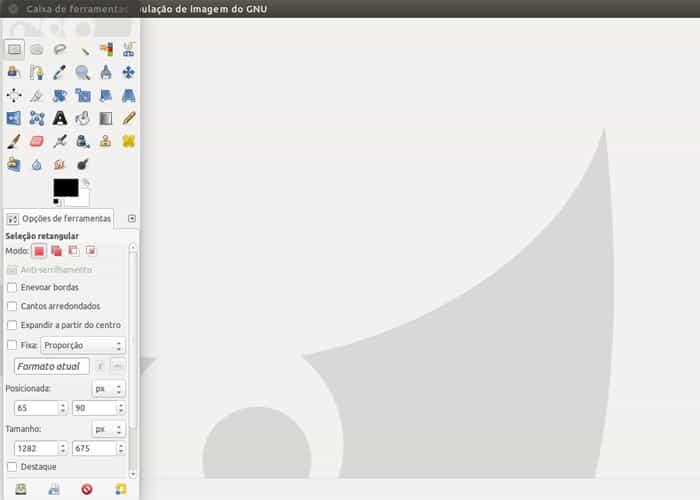 Gimp, ferramenta gratuita para criação de imagens
