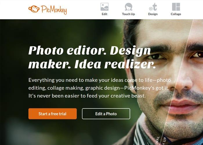 PicMonkey te ajuda a criar imagens interessantes para web