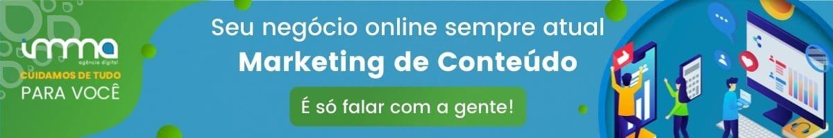 Agência de Gestão de Marketing de Conteúdo