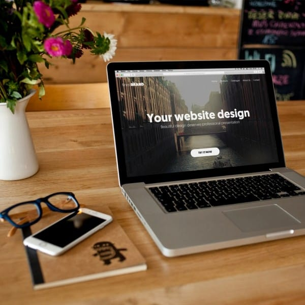 Criando uma página de captura para a sua marca