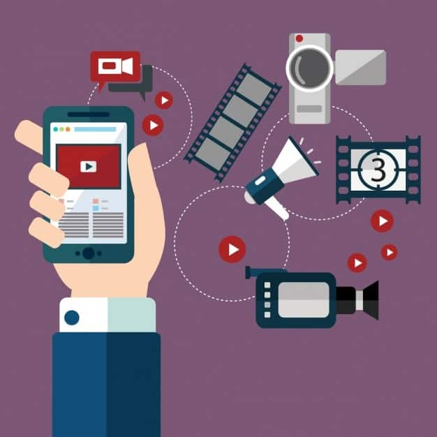 Dicas para maximizar o impacto dos vídeos nas mídias sociais