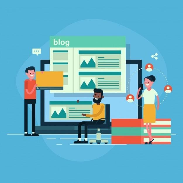 Entrevistas ou guestposts de especialistas