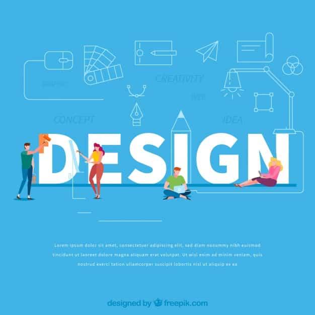 Como é o design para marketing digital