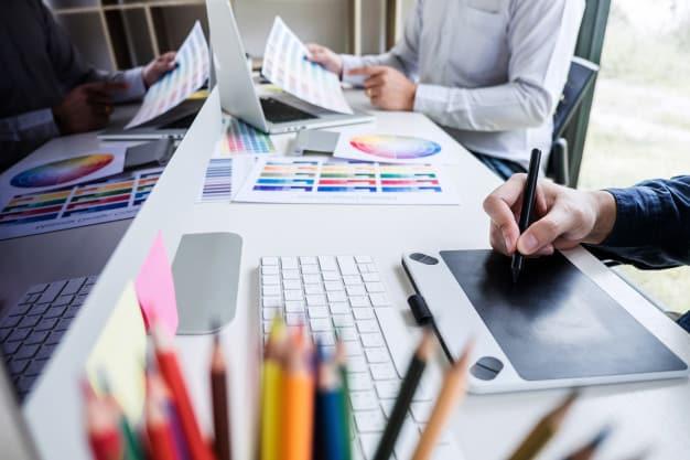Relação entre design gráfico e mídias sociais