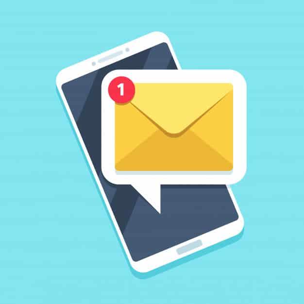 Segmentar as mensagens é uma boa ideia