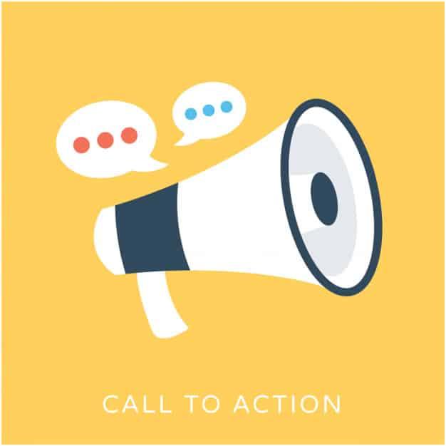 Entenda o que é uma chamada para ação