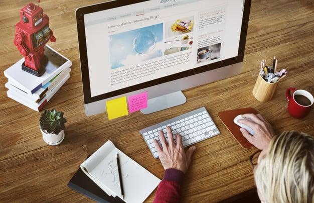 5 maneiras de destacar o site da empresa na Internet