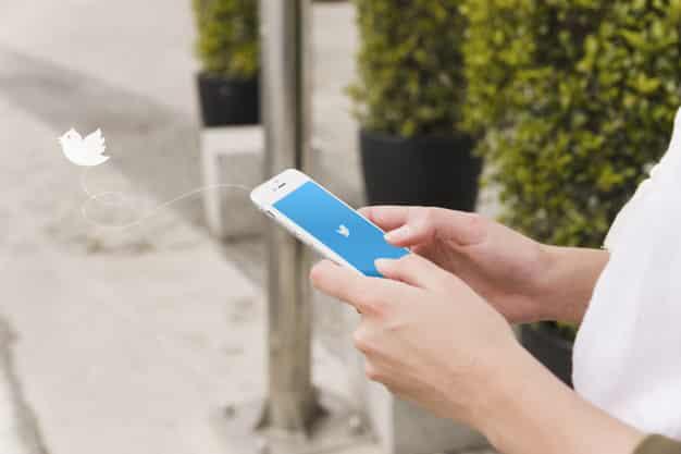 OTwitter é ideal para atingir um público mais jovem