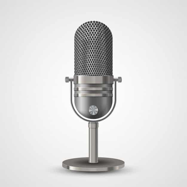 Busque uma agência para fazer um podcast