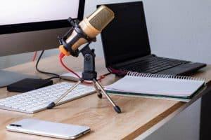 Fazendo um roteiro para podcast