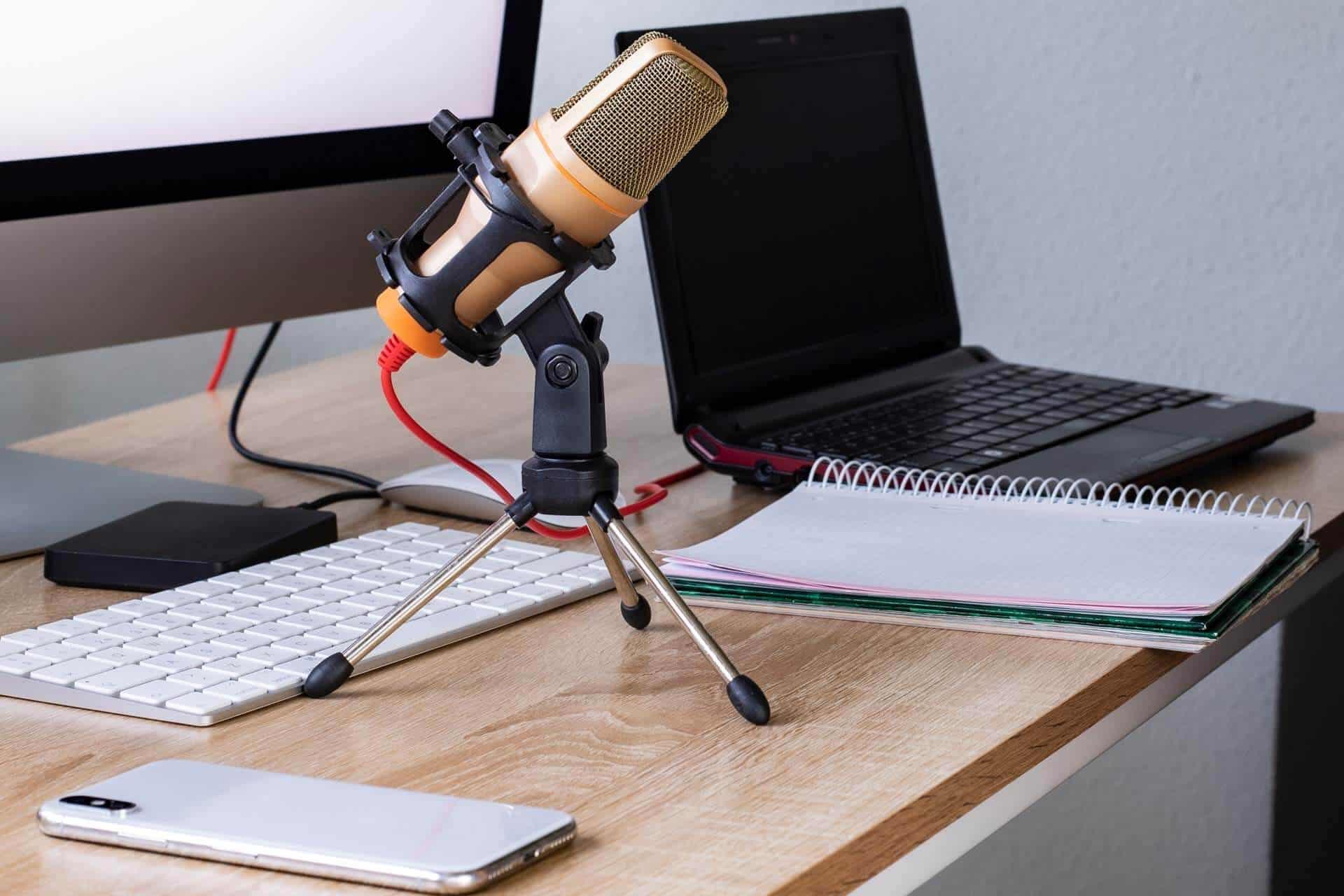 Crie um roteiro para o seu podcast ser mais profissional
