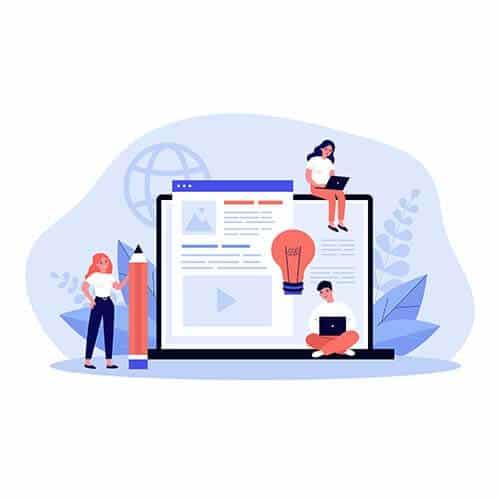 Relação entre marketing de conteúdo e design gráfico