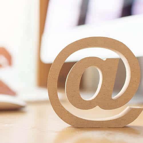 Como construir uma lista de e-mails para a sua marca