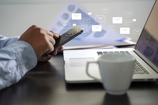 Invista em campanhas de E-mail Marketing