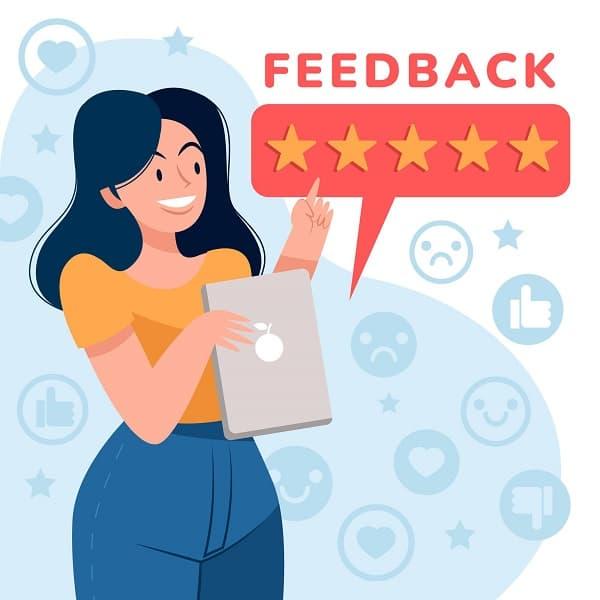 Coletar feedback de clientes