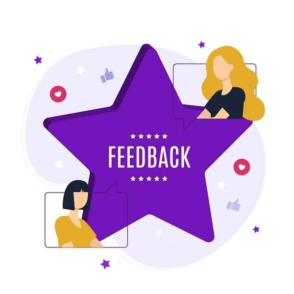 Entenda como coletar feedback de clientes para a marca