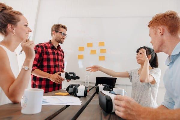 Marketing e empresas de tecnologia