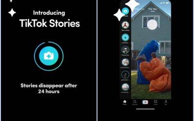 TikTok planeja função de Stories na plataforma