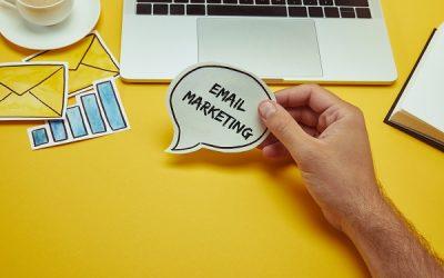 Os 5 erros mais comuns de e-mail marketing