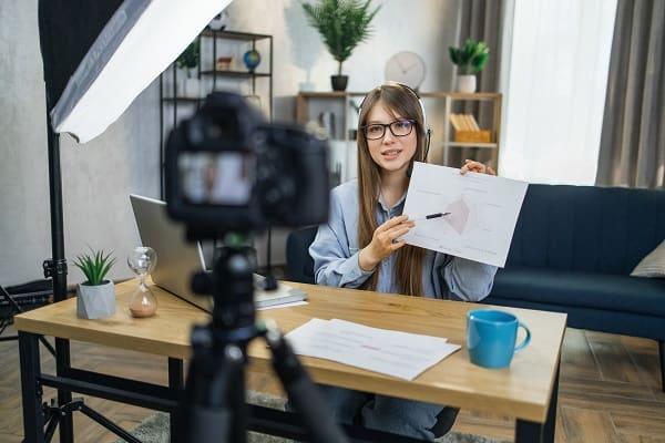 Use o marketing de vídeo para a sua startup